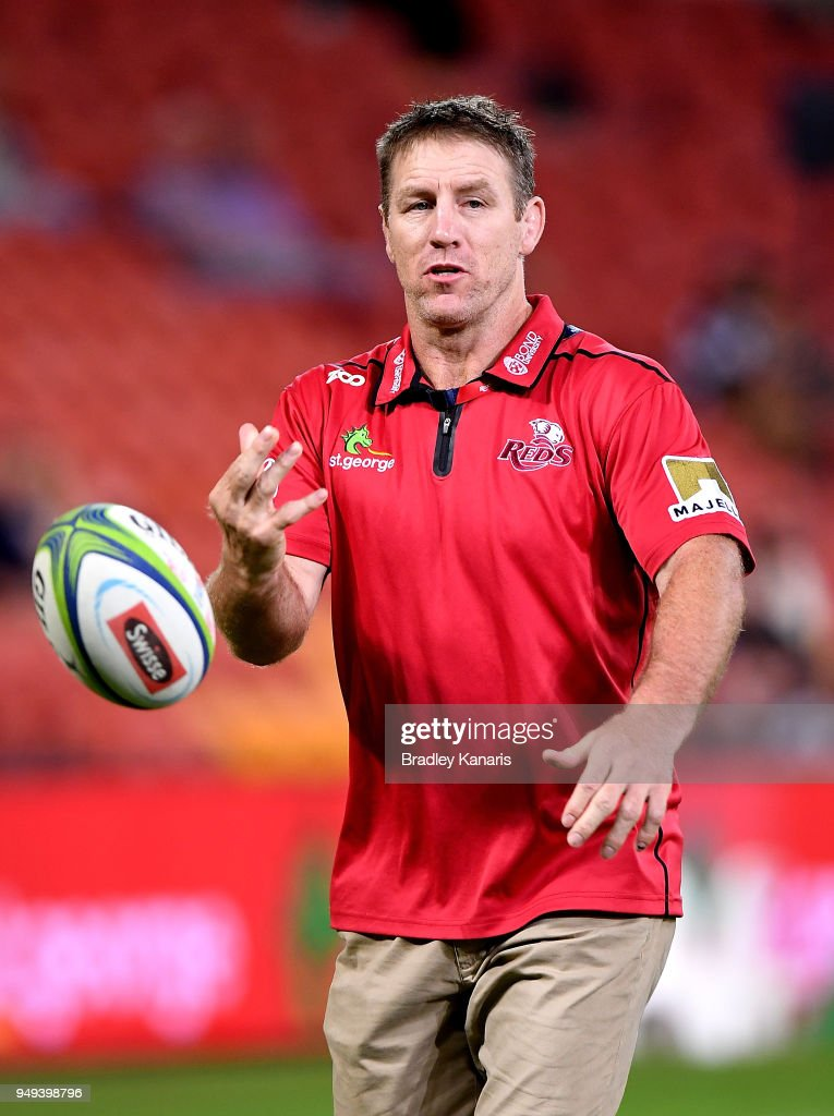 Super Rugby Rd 10 - Reds v Chiefs