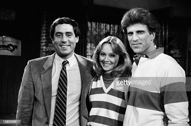 CHEERS 'Coach Buries a Grudge' Episode 19 Air Date Pictured Al Rosen as Al Shelley Long as Diane Chambers Ted Danson as Sam Malone
