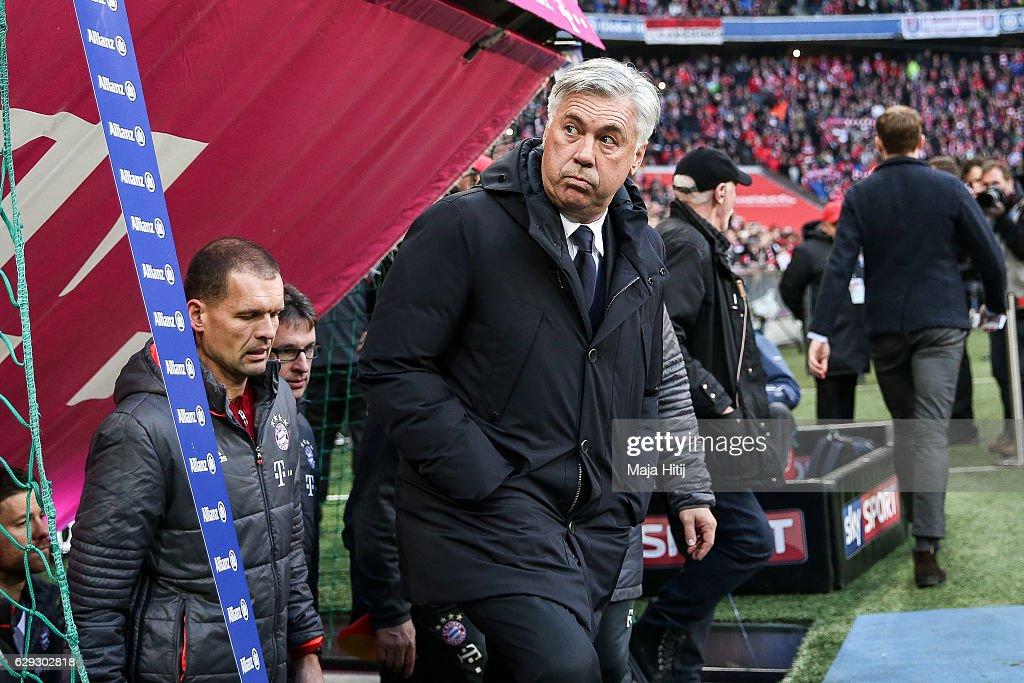 Bayern Muenchen v VfL Wolfsburg - Bundesliga : News Photo