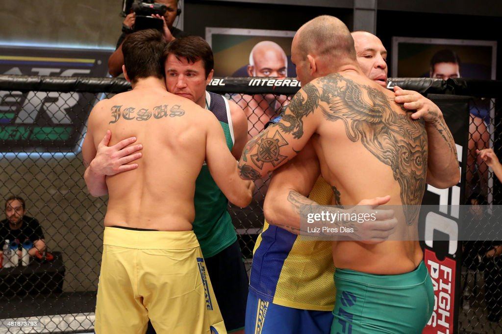 The Ultimate Fighter Brazil : News Photo