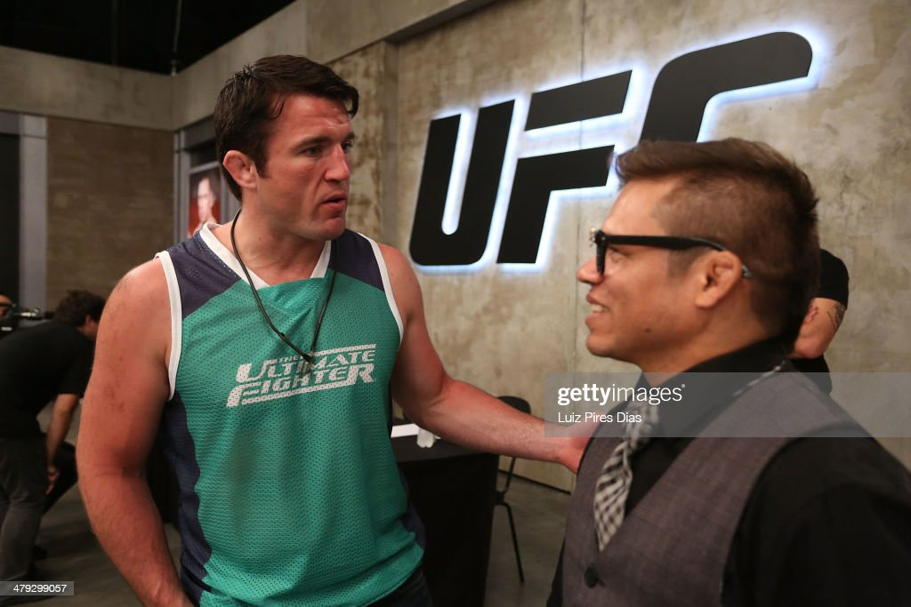The Ultimate Fighter Brazil Elimination Fights : News Photo