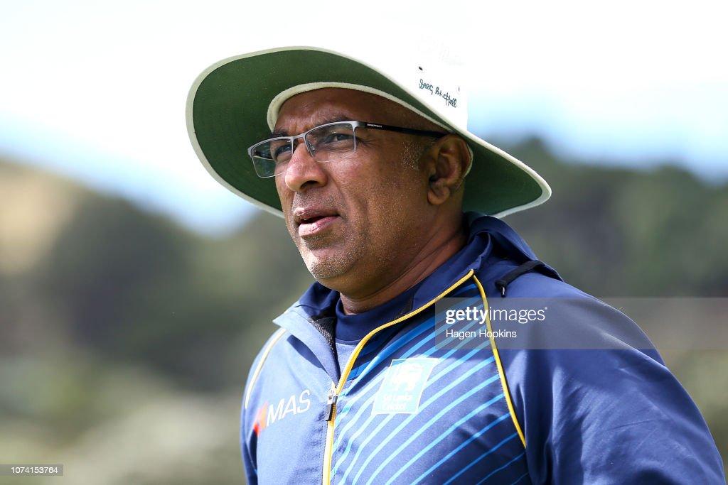 New Zealand v Sri Lanka - 1st Test: Day 3 : News Photo
