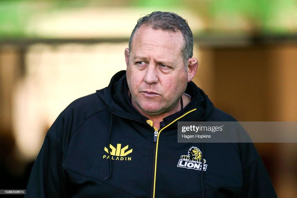 Mitre 10 Cup Rd 6 - Manawatu v Wellington