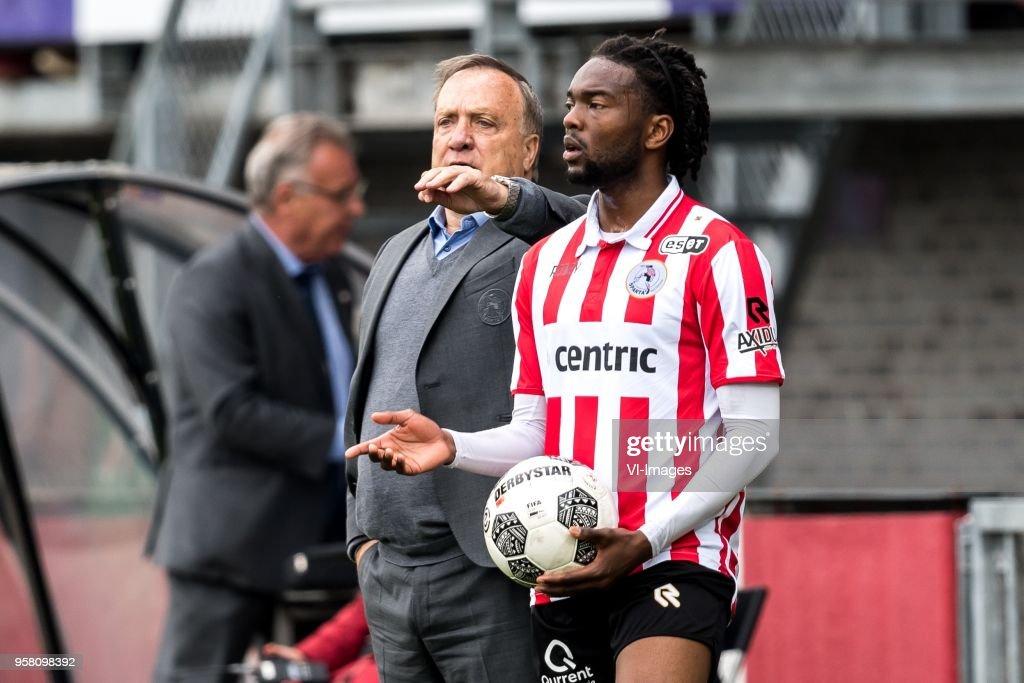 Sparta v FC Dordrecht - Dutch Eredivisie