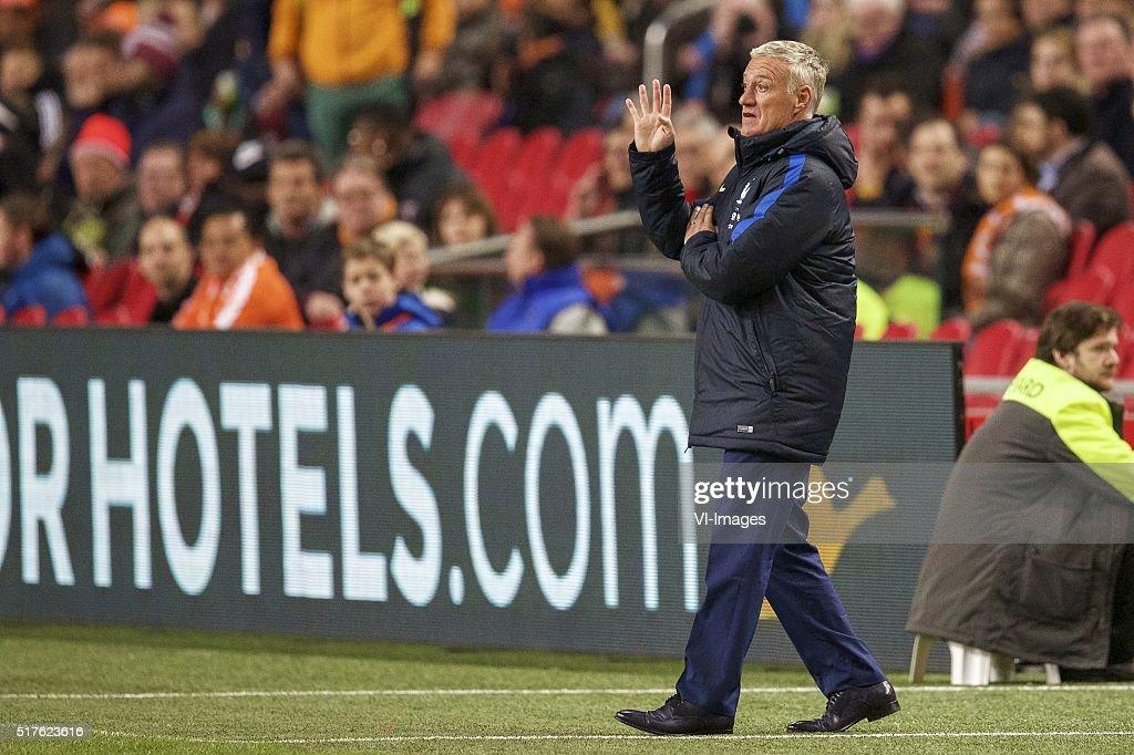 """Friendly match - """"Netherlands v France"""" : News Photo"""