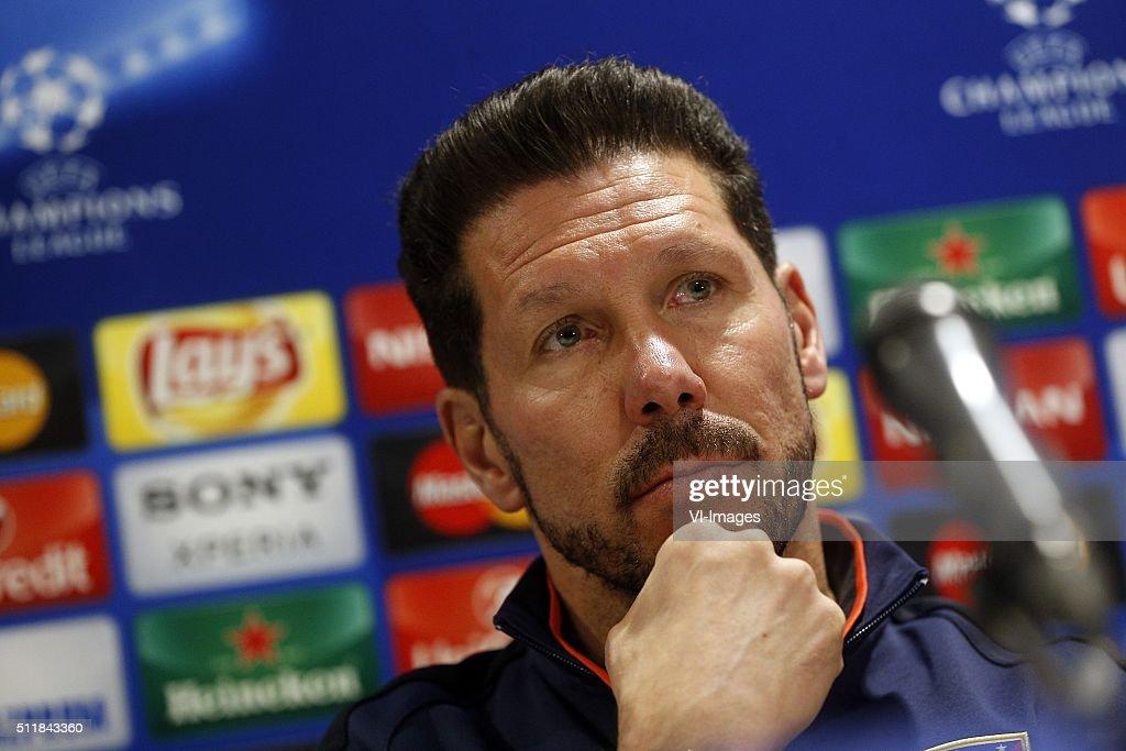 UEFA Europa League - 'Atletico Madrid' : News Photo