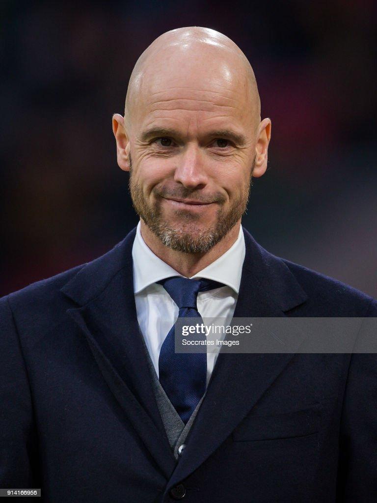 Ajax v NAC Breda - Eredivisie