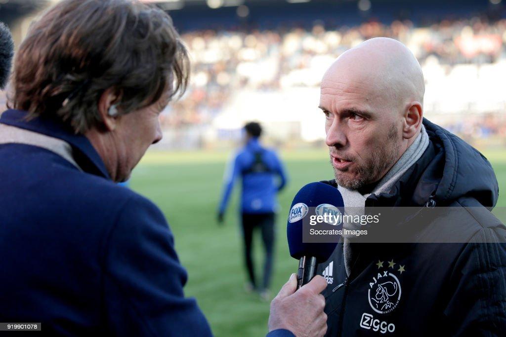 PEC Zwolle v Ajax - Eredivisie