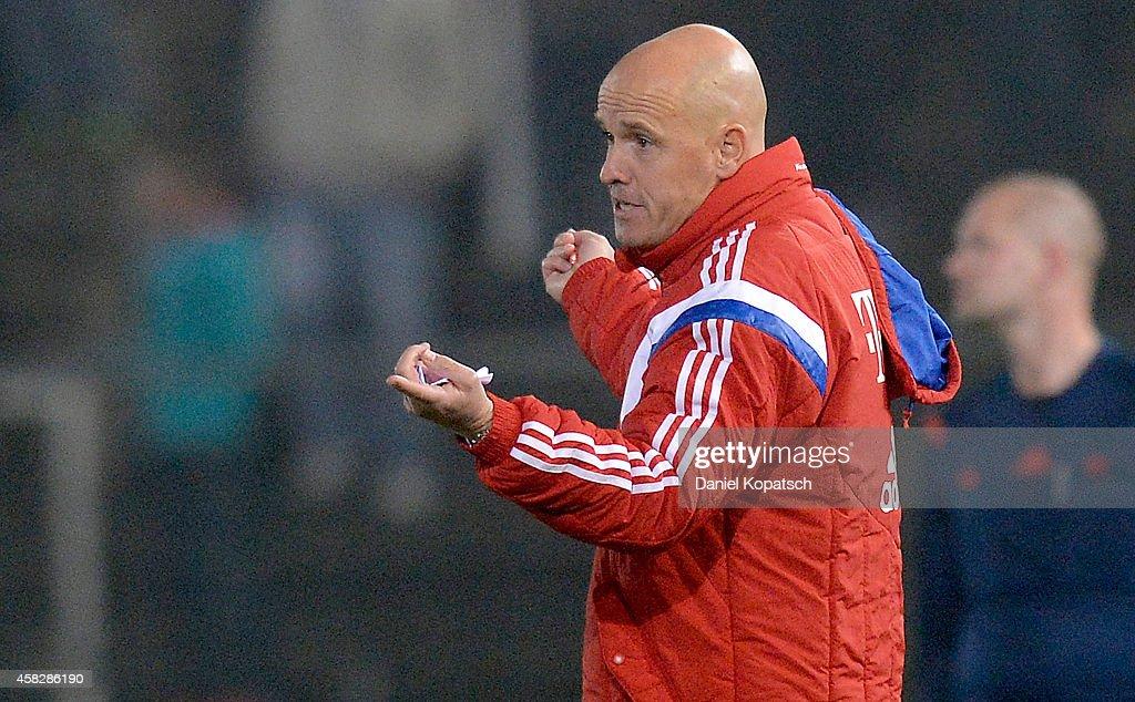 Wuerzburger Kickers v FC Bayern Muenchen II - Regionalliga Bayern