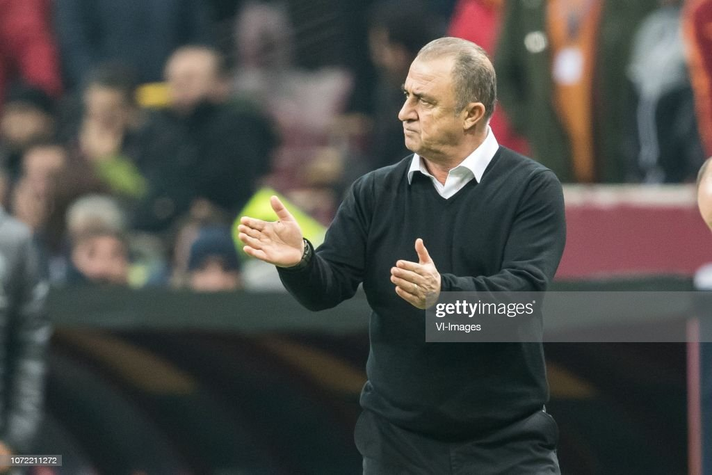 UEFA Champions League'Galatasaray AS v FC Porto' : News Photo