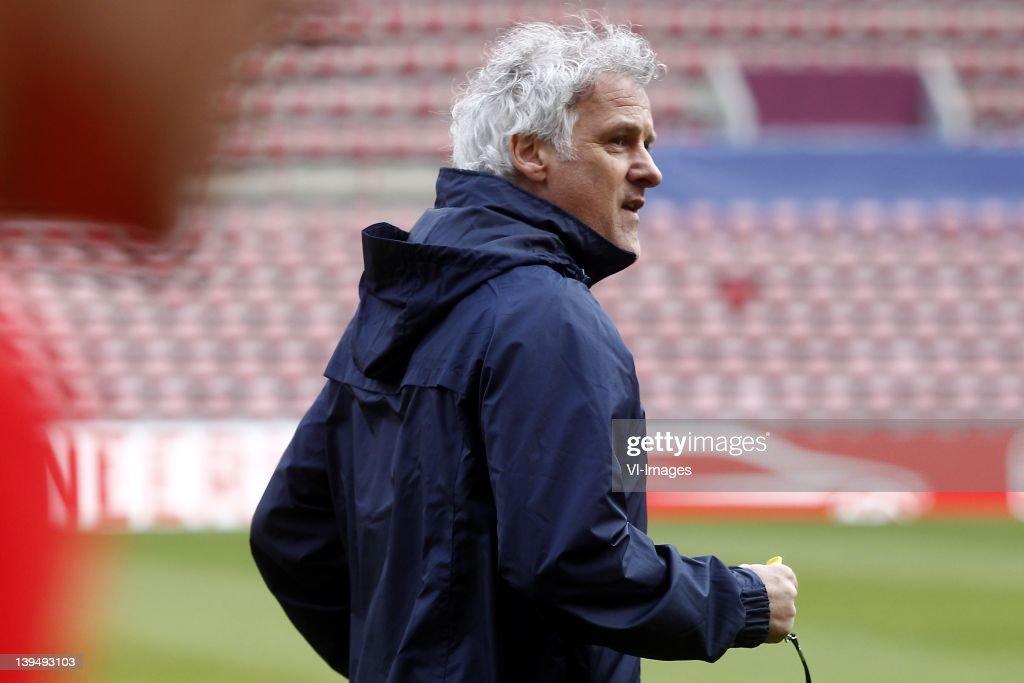 PSV Eindhoven Training Session