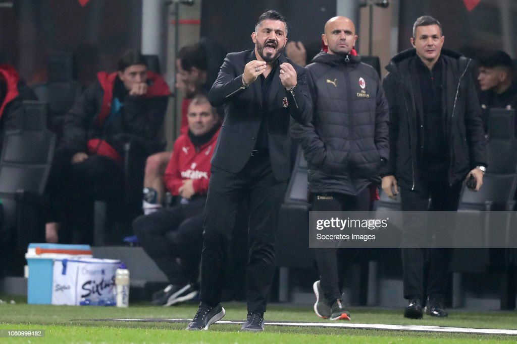 AC Milan v Juventus - Italian Serie A : News Photo