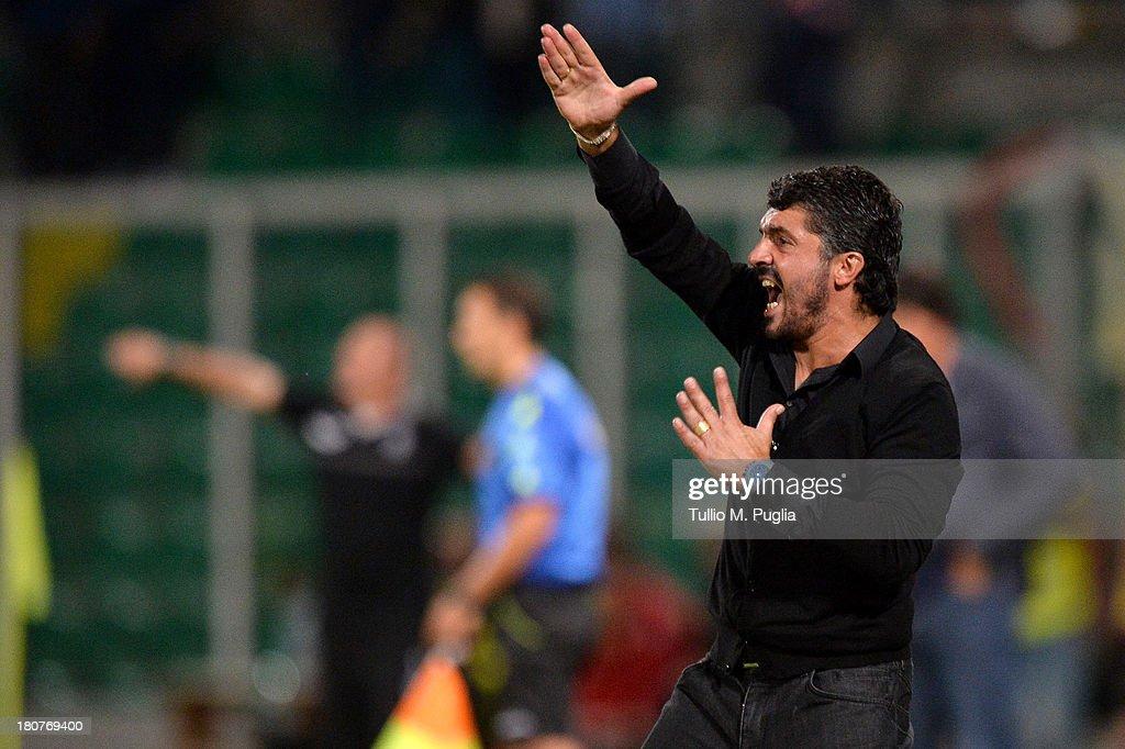 US Citta di Palermo v AC Cesena - Serie B : News Photo