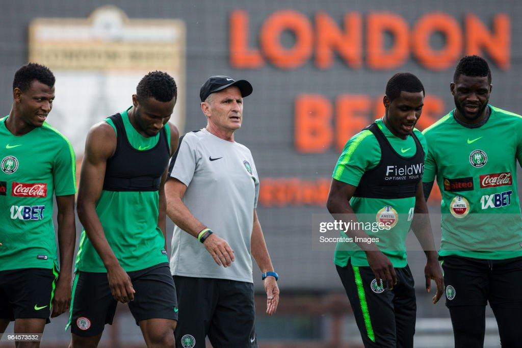 Nigeria Training : News Photo