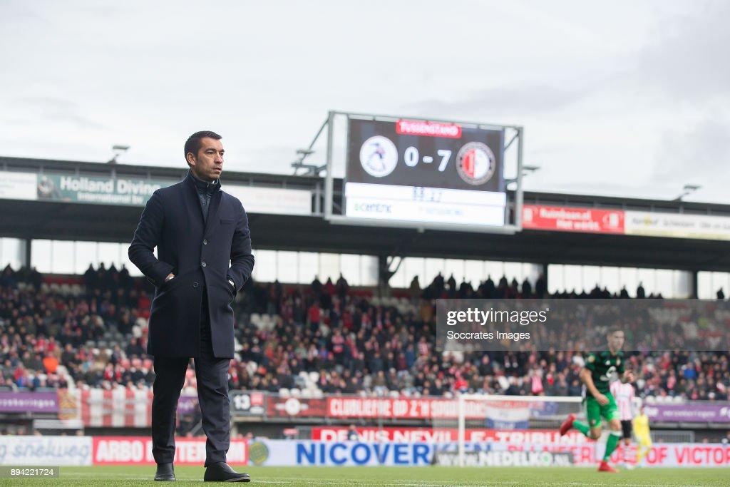 Sparta Rotterdam v Feyenoord - Eredivisie