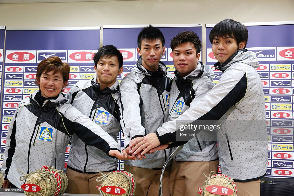 Curling Japan Qualifying Tournament - Day Two : News Photo