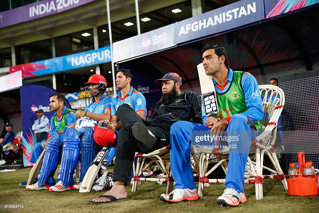 ICC Twenty20 World Cup:  Scotland v Afghanistan