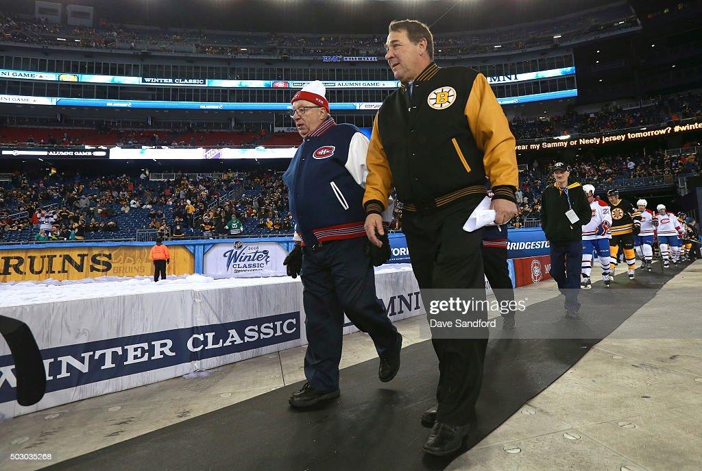 2016 Bridgestone NHL Winter Classic - Alumni Game
