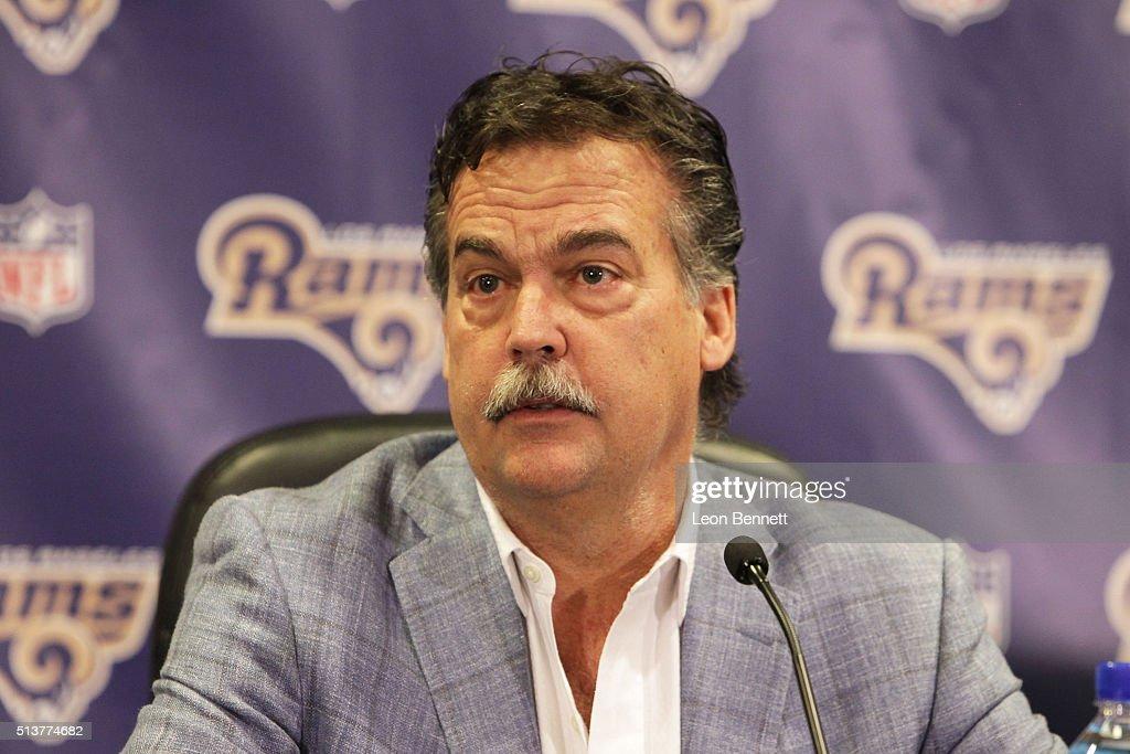 Los Angeles Rams Media Availability