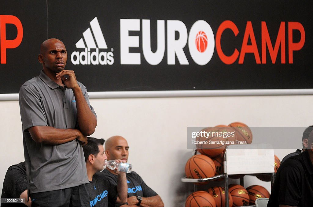 Adidas Eurocamp - Day 2