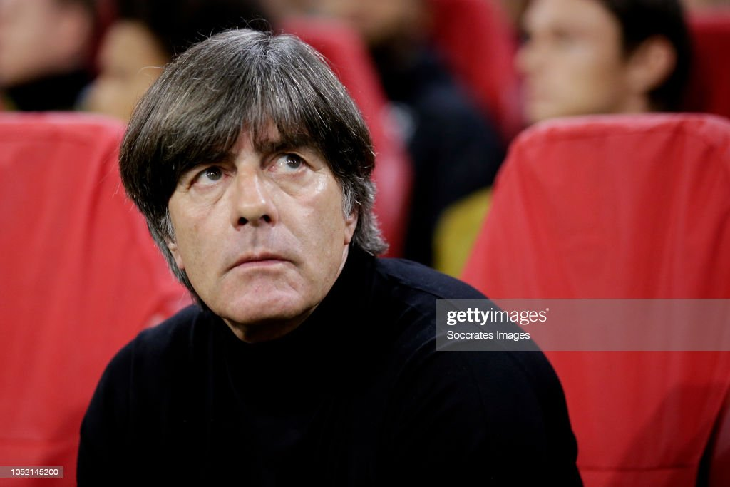 Holland  v Germany  -UEFA Nations league : News Photo