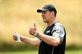 wellington new zealand coach john plumtree
