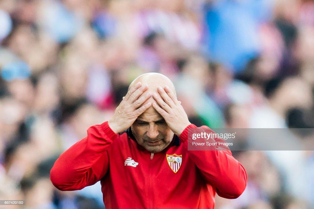 2016-17 La Liga - Atletico de Madrid vs Sevilla FC : ニュース写真