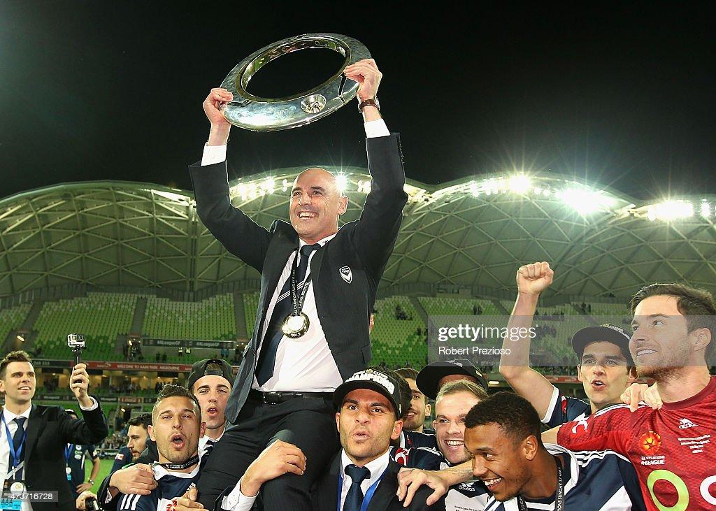 A-League Grand Final - Melbourne v Sydney : News Photo