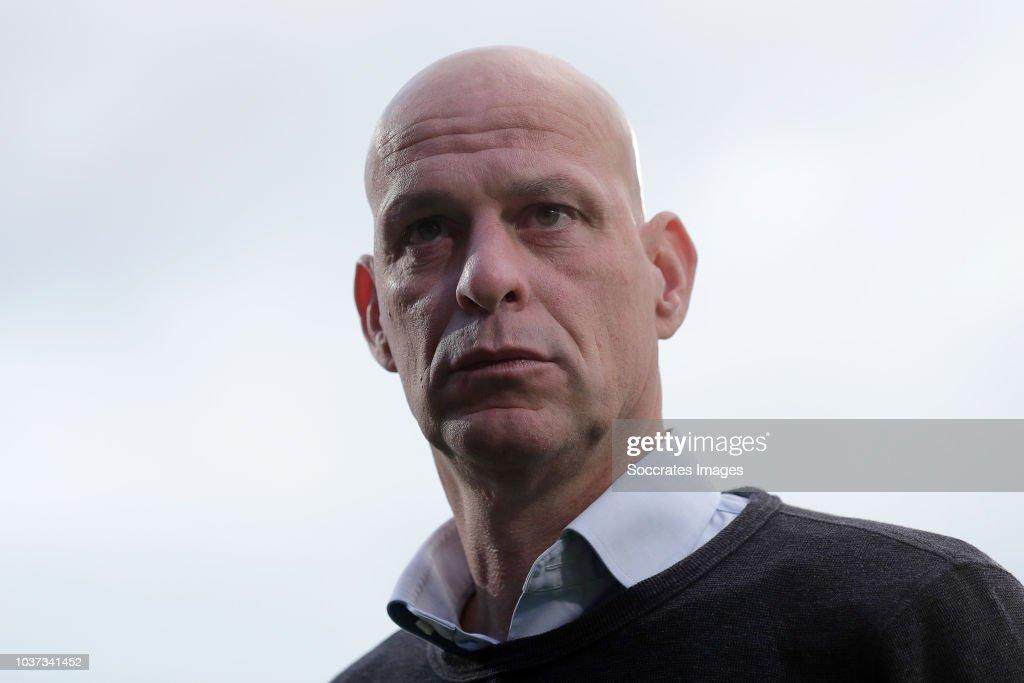 FC Oss v Sparta Rotterdam - Eerste Divisie