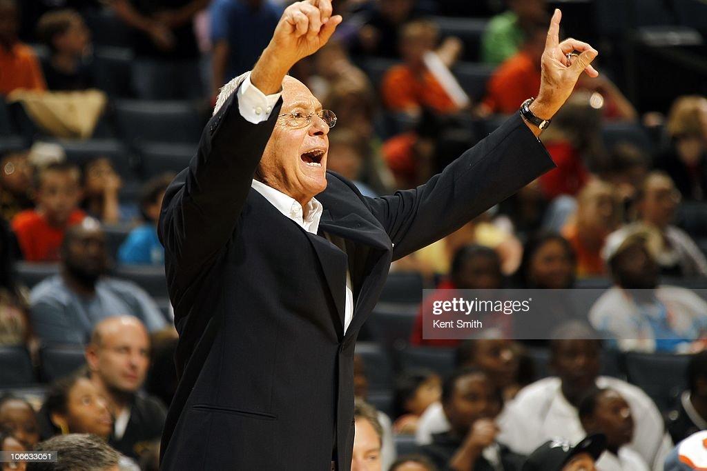 New Orleans Hornets v Charlotte Bobcats