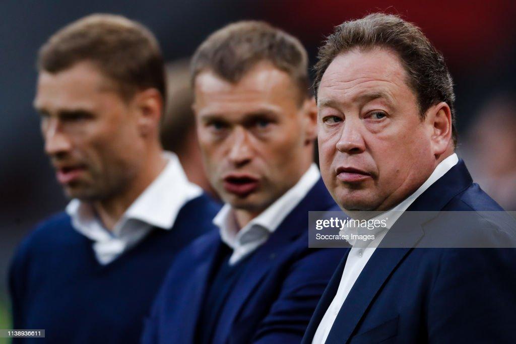 NLD: Ajax v Vitesse - Eredivisie