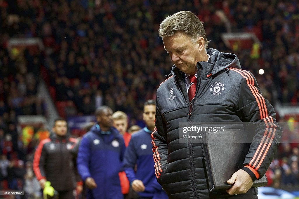 "Champions Laegue - ""Manchester United v PSV Eindhoven"" : News Photo"