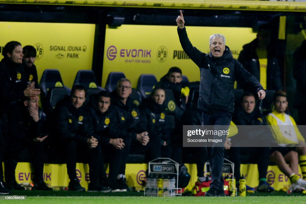 Borussia Dortmund v Bayern Munchen - German Bundesliga : News Photo