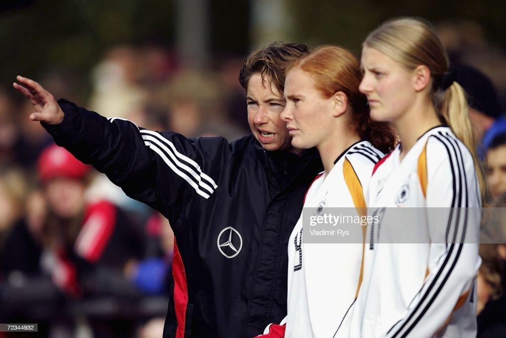 Women's U19 International Friendly Germany v Sweden : News Photo