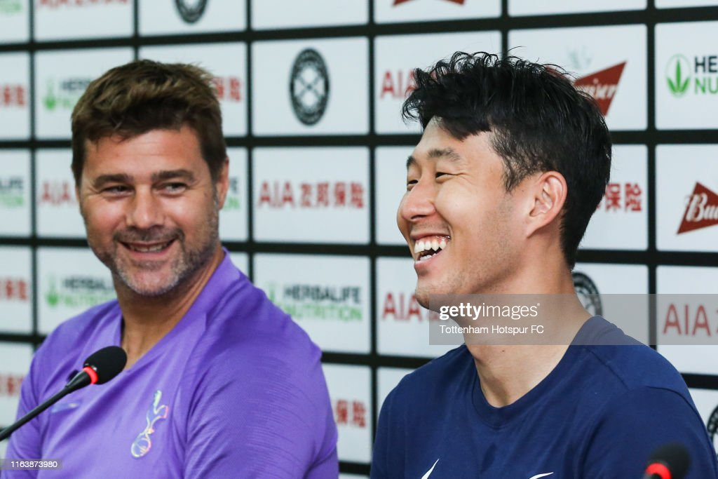 Tottenham Hotspur Pre-Season Tour to China : News Photo