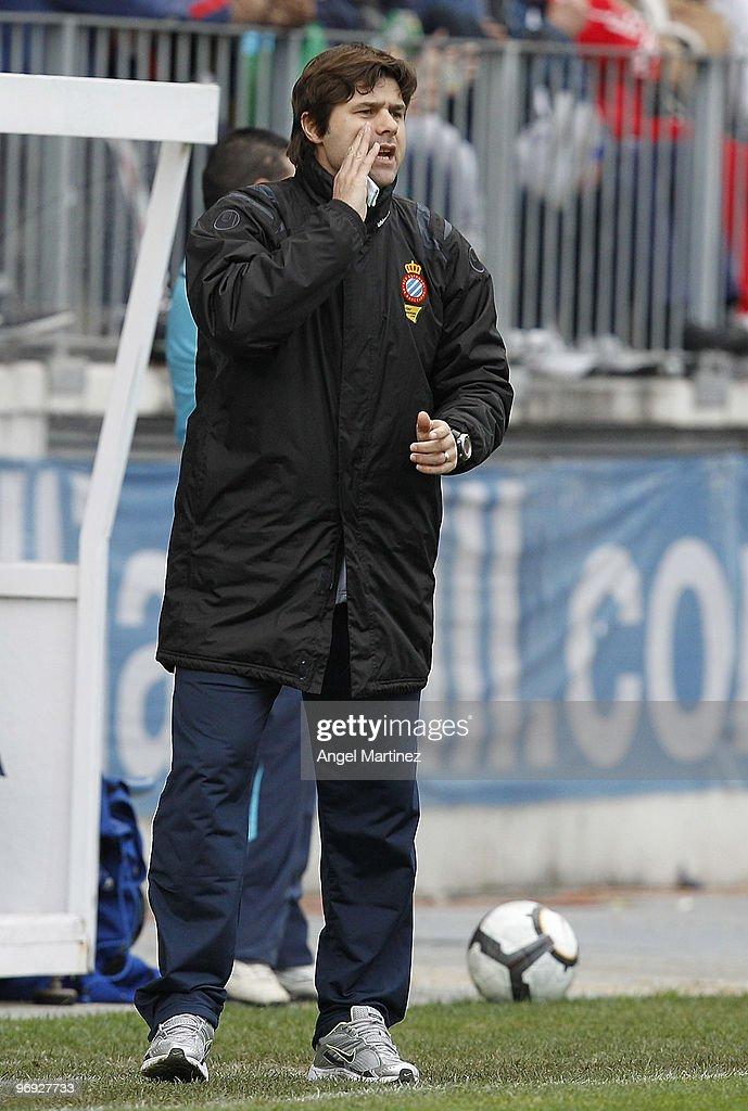 Malaga v Espanyol - La Liga : News Photo