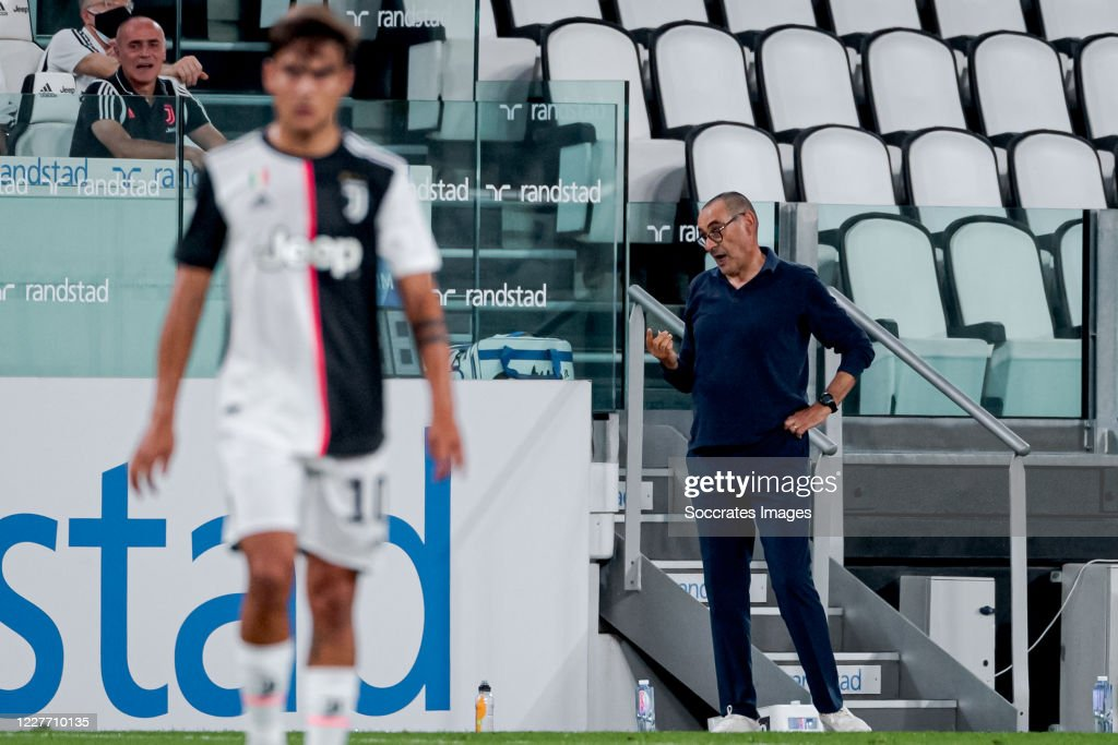 Juventus v Lazio - Italian Serie A : News Photo