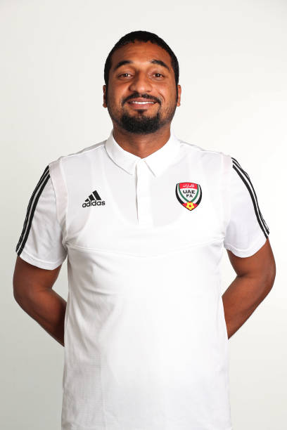 PRY: United Arab Emirates Portraits - FIFA Beach Soccer World Cup Paraguay 2019