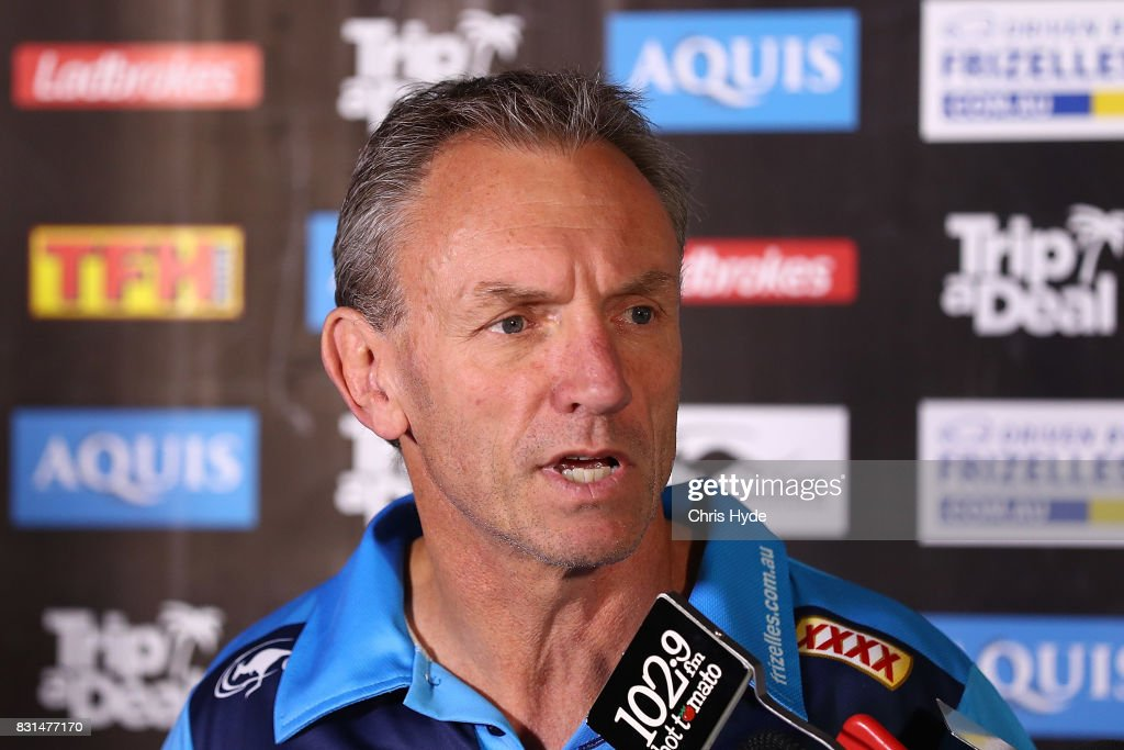 Gold Coast Titans Press Conference : News Photo