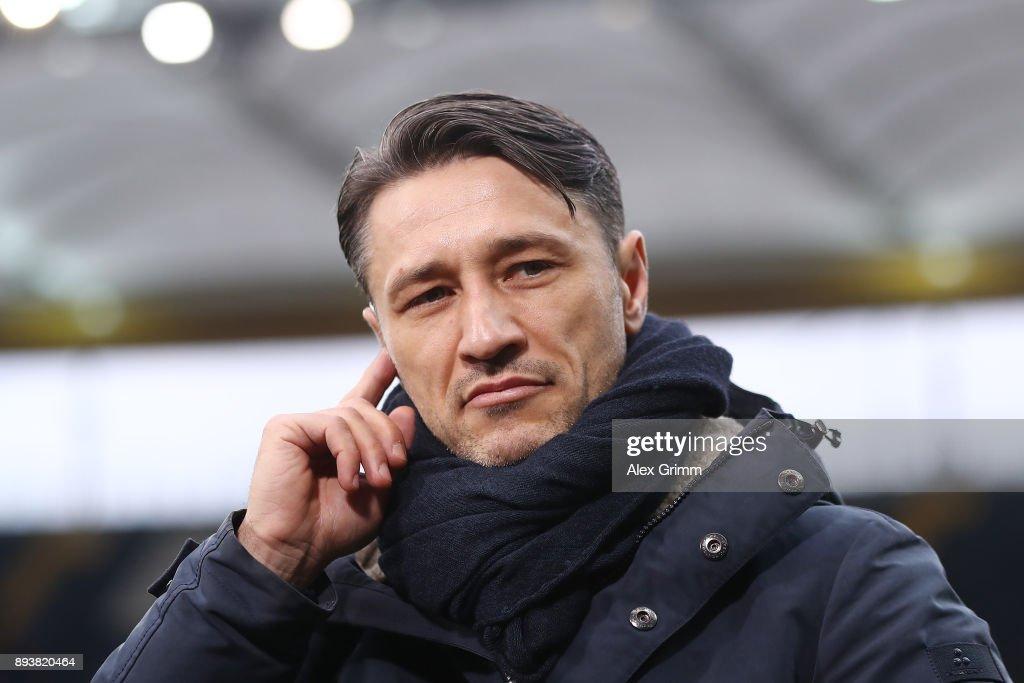 Eintracht Frankfurt v FC Schalke 04 - Bundesliga