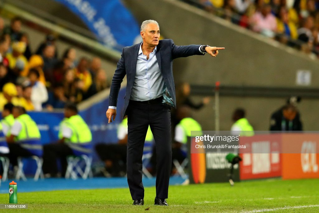Brazil v Peru: Final - Copa America Brazil 2019 : Fotografía de noticias