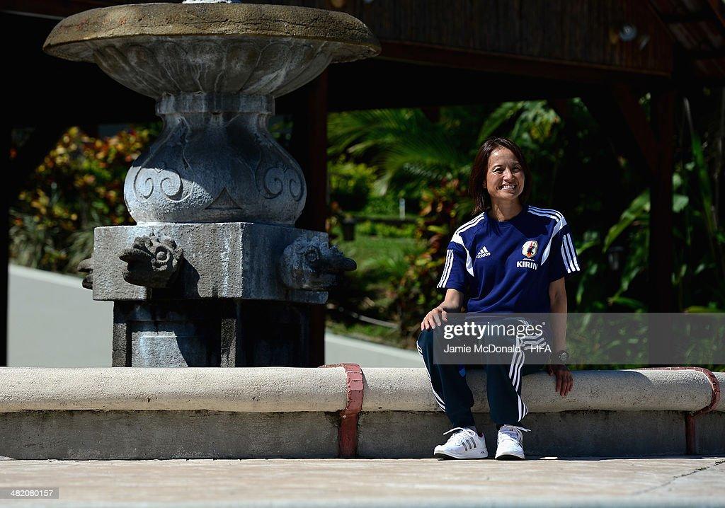 Previews - FIFA U-17 Women's World Cup Costa Rica 2014 : News Photo