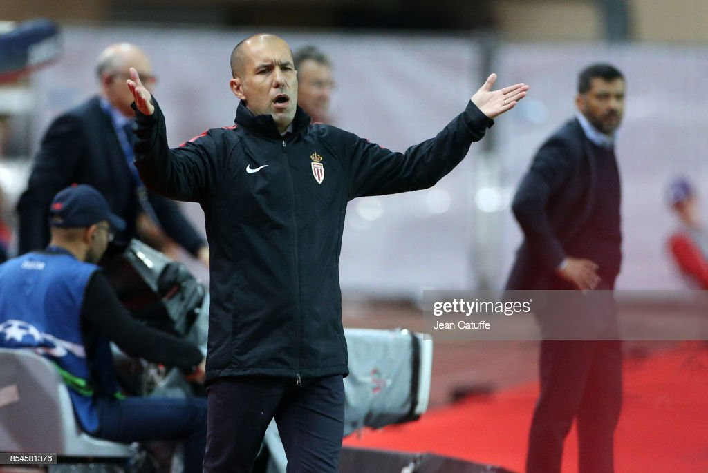 AS Monaco v FC Porto - UEFA Champions League : News Photo