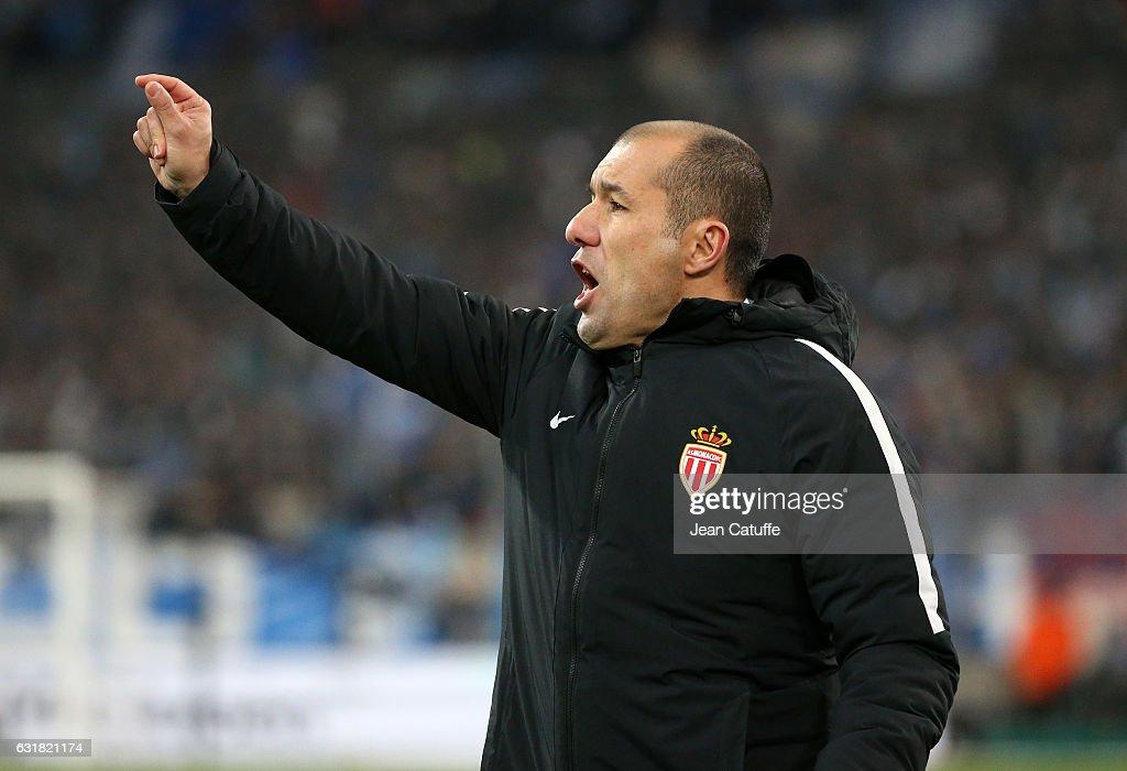 Olympique de Marseille v AS Monaco - Ligue 1 : News Photo