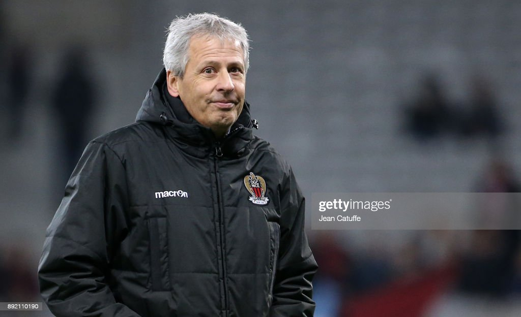 Lille OSC v OGC Nice - French League Cup : News Photo