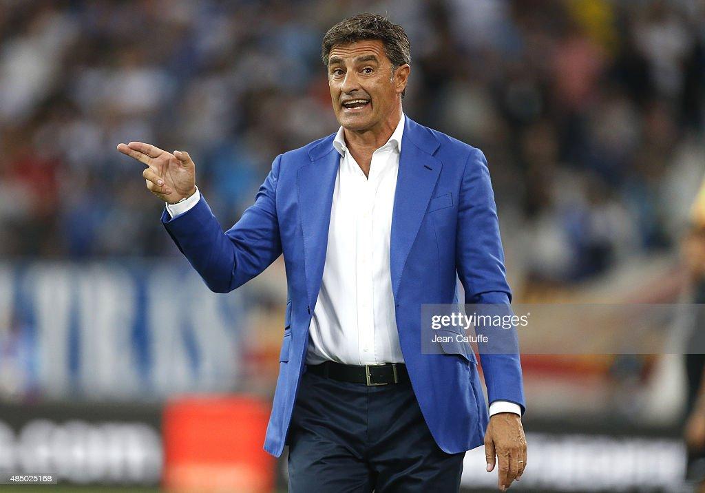 Olympique de Marseille v ESTAC Troyes - Ligue 1