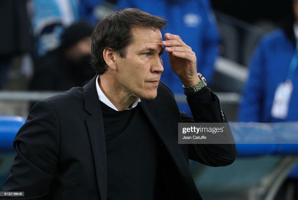 Olympique Marseille v AS Monaco - Ligue 1 : Photo d'actualité