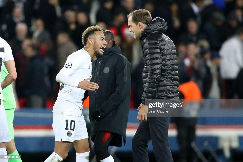 Paris Saint-Germain v Liverpool FC - UEFA Champions League Group C : News Photo