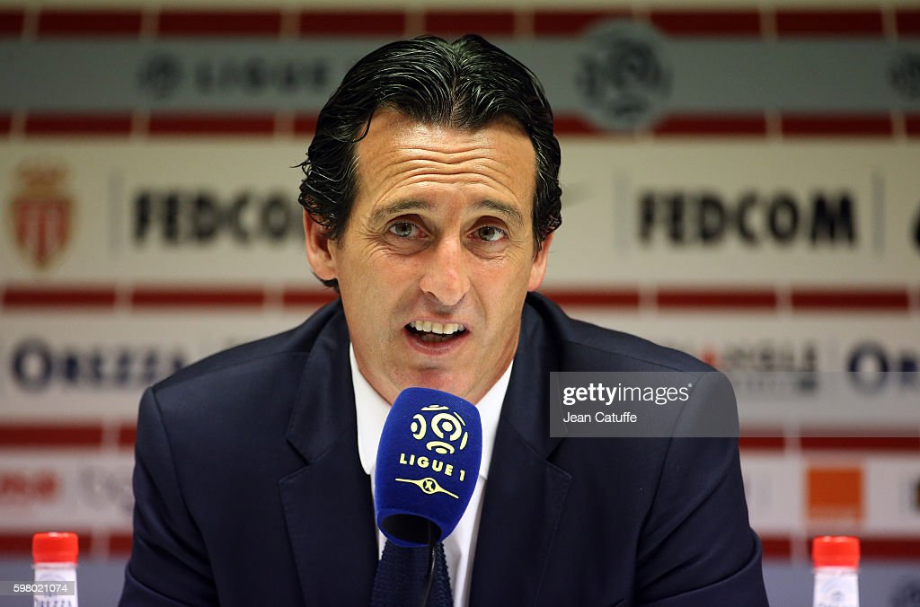 AS Monaco v Paris Saint-Germain - Ligue 1 : News Photo