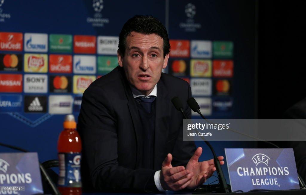 Paris Saint-Germain v Real Madrid - UEFA Champions League Round of 16: Second Leg : News Photo